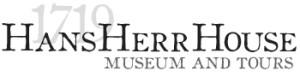 1719 Hans Herr House logo