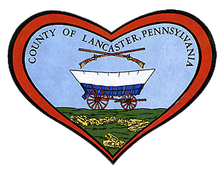 Lancaster County Seal
