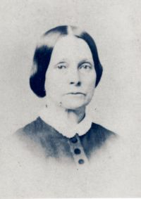 Harriet Parker, half sister to Miss Hetty Parker