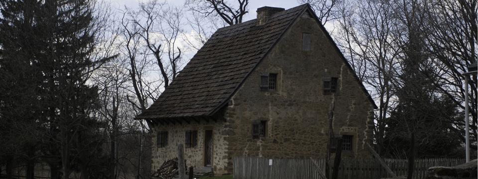 1719 Hans Herr House